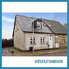 Nordic style  steel frame house kits