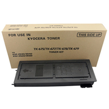 TK675 Kyocera Copier Toner Cartridge cheap cartridges