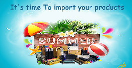 To import your products for new season, the time is NOW!