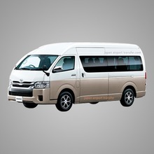 Moderate Price Toyota Hi-ace Grand Cabin Airport Transfer