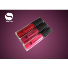 Senos Manufacture Price Wholesale Waterproof Sexy Color Lip Gloss With Fast Shipment