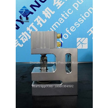 punching machine of different shapes bag packing machine