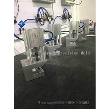 butterfly die cut punch automatic packing machine