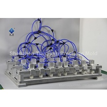 punching machine of different shapes multi-hole punch machine