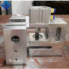 commercial vacuum packaging machine round corner pneumatic puncher