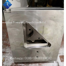 triangle hole puncher machinery manufacturers for plastic bag punching use