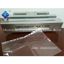 multi-hole punch machine hole puncher for plastic