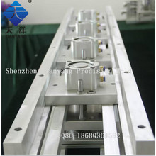 commercial vacuum packaging machine pneumatic hole punch