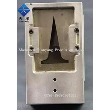 triangle hole puncher commercial vacuum packaging machine for plastic bag