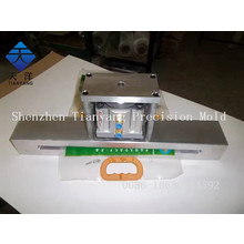 custom made hole punch food packing machine