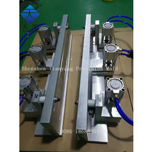 custom made hole punch food packing machine round corner punching machine