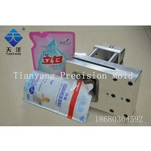 pneumatic punching machine custom die cut bag making machine manufacturer