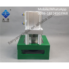110*90mm oval shape hole puncher round hole punching machine