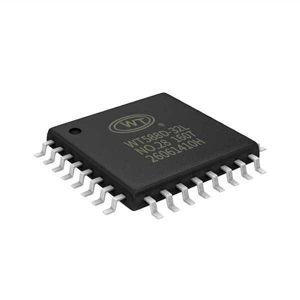 WT588D-32L Programmable Voice Chip