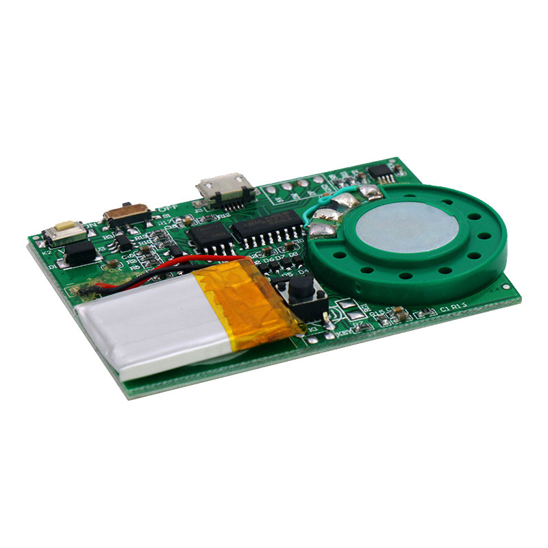 miniature sound module for gifts