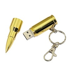 Bullet shape metal cheap usb stick