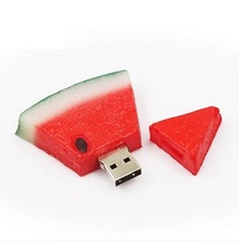 Watermelon shape usb 2.0 flash drive