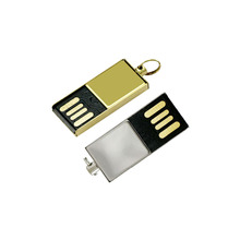 Mini metal thumb drive