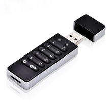 Encryption Numeral Keypad USB Flash Drive usb flash drive usb stick