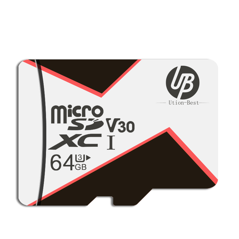 64GB high speed sd card mini memory card