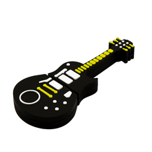 Electric guitar mini usb usb mass storage device