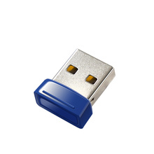 Plastic super mini usb flash drive with customized logo