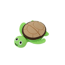 Turtle shape PVC memory stick