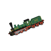 Soft Pvc Train Shape Usb Flash Drives