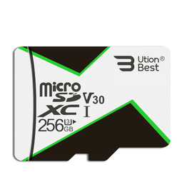 256GB sdxc high speed memory card