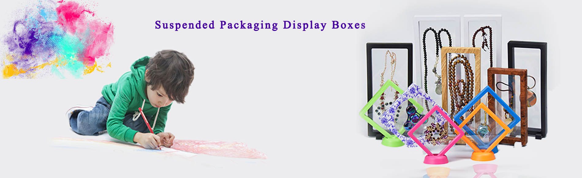 plastic cosmetic storage boxes