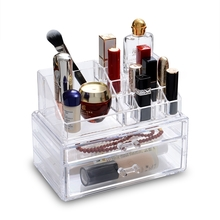 cosmetic storage box CB-02 acrylic storage