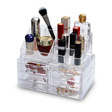 makeup storage case CB-03 plastic makeup containers