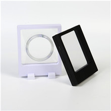 unique jewelry displays wholesale  GB-104 transparent plastic box