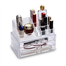 acrylic makeup storage CB-01 makeup storage case
