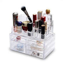 cheap makeup boxes CB-04 makeup storage bins