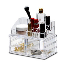 makeup vanity case CB-08 makeup storage bins