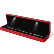 nice jewelry box  JB-03 light up jewelry box