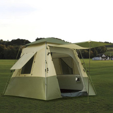 Fleet Tent 250 family tent instant tent high quality fleet mechanism