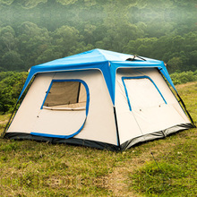 outdoor villa,camping tent high quality outdoor fast tent