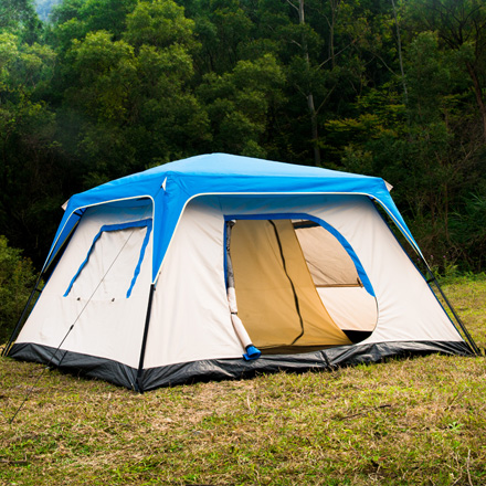 Outdoor Villa Camping Tent High Quality Outdoor Fast Tent