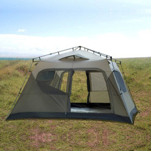 Quick Villa big camping tent spacious room high quality fast tent