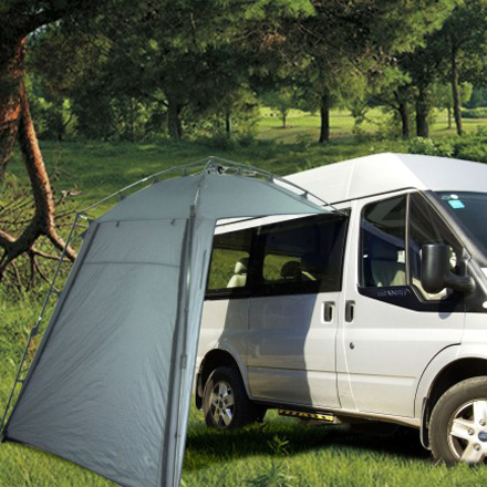 High Quality Fleet Mechanism Instant RV Shade 250 vehicle tent  For Sale