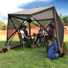 Quick set 4 sided hub screen house 400 gazebo screen tent for sale