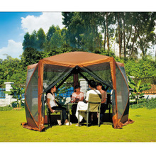 Quick set 5-sided hub screen house 500 gazebo screen tent for sale