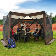 gazebo screen tent