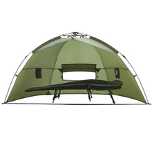 Quick  Dome Mechanism Quick X Shelter fishing tent Wholesale Bivvy