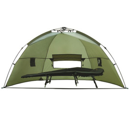 Quick Dome Mechanism Quick X Shelter Fischerzelt Großhandel Bivvy