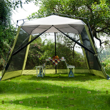 Quick set Rocket Mechanism Screen Residence screen house tent for sale