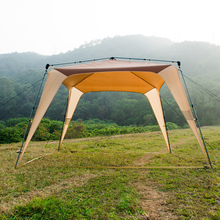 Rocket Mechanism Square Gazebo canopy  For Sale