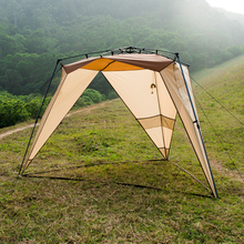 The High Quality  Rocket Mechanism Triangle Gazebo canopy